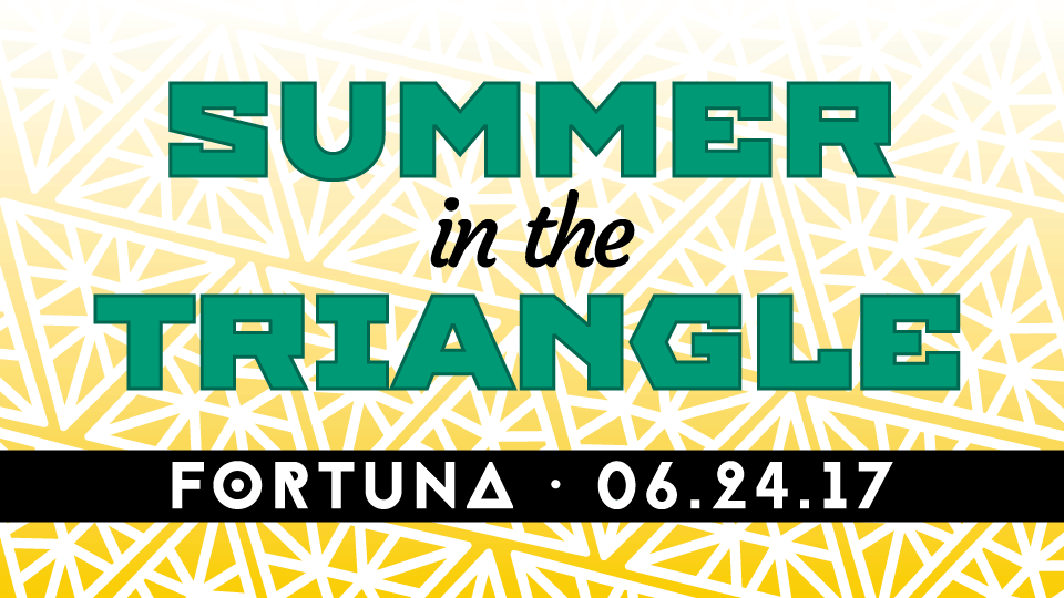 summer in the triangle